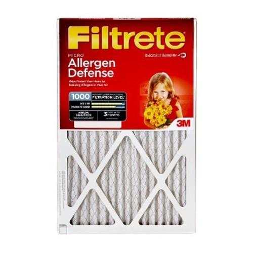 Filtrete Micro Allergen 17.5X17.5, Air Filter