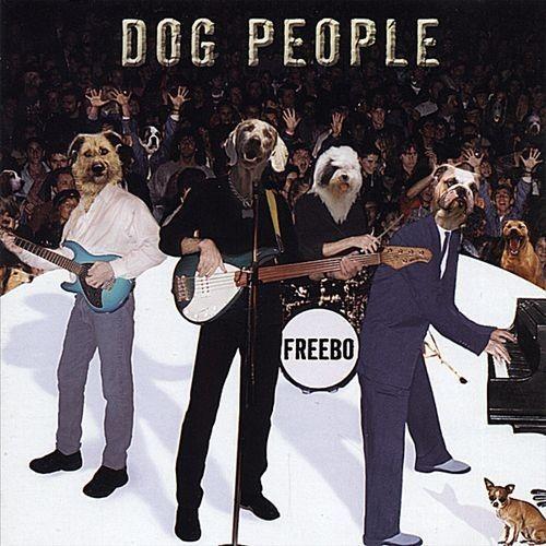 Dog People [CD]