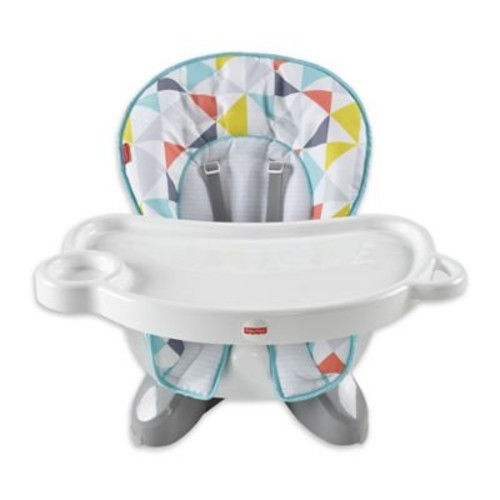 Fisher-Price SpaceSaver High Chair in Windmill