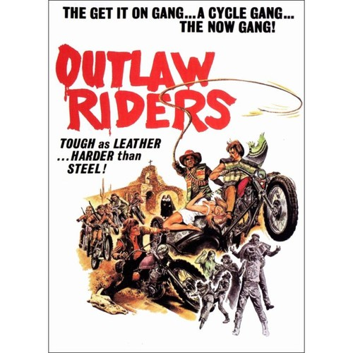 Outlaw Riders [DVD] [1971]