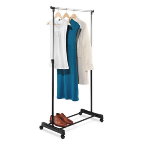 Honey-Can-Do GAR-01121 White Portable Garment Rack