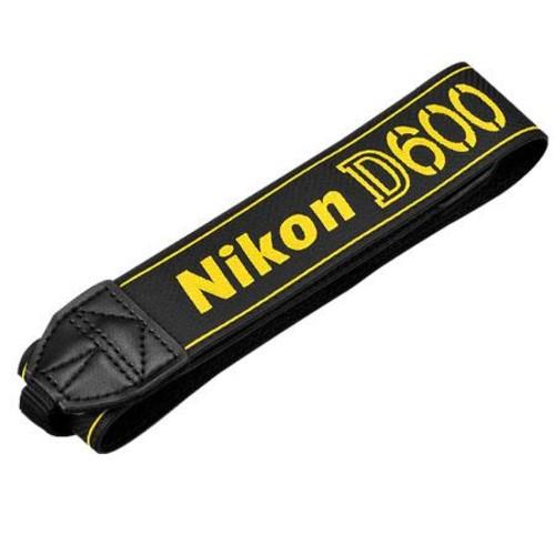 Nikon AN-DC8 Replacement Wide Neck Strap for Nikon D600 D-SLR 27079