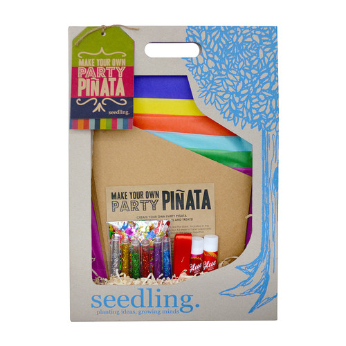 Make Your Own Party Pinata by Seedling