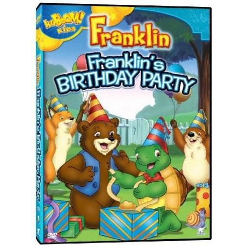Franklin: Franklin's Birthday Party [DVD]