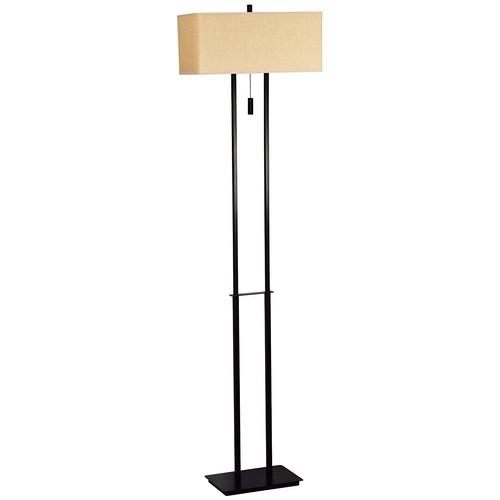 Kenroy Home 30817BRZ Emilio Floor Lamp, Bronze [Bronze Finish]