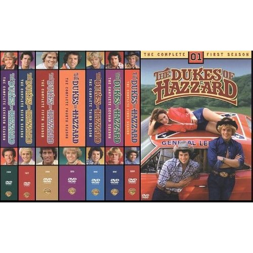 Dukes of Hazzard-Complete Seasons 1-7