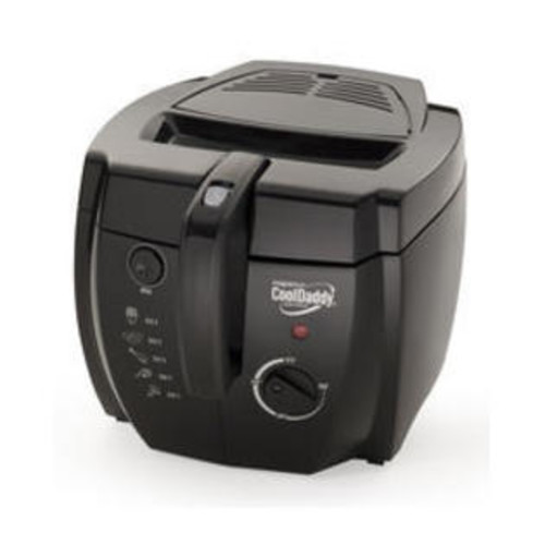 Presto CoolDaddy cool touch electric deep fryer 5442