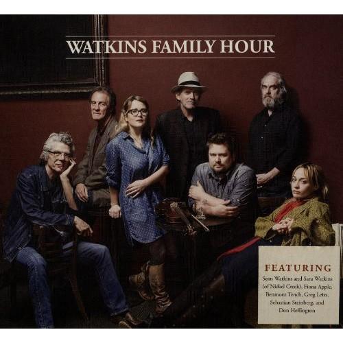 Watkins Family Hour [CD]
