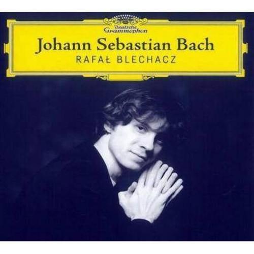 Rafal Blechacz - Johann Sebastian Bach (CD)