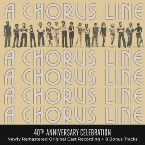 Chorus Line [Original Broadway Cast Recording] [40th Anniversary Edition] [LP] - VINYL