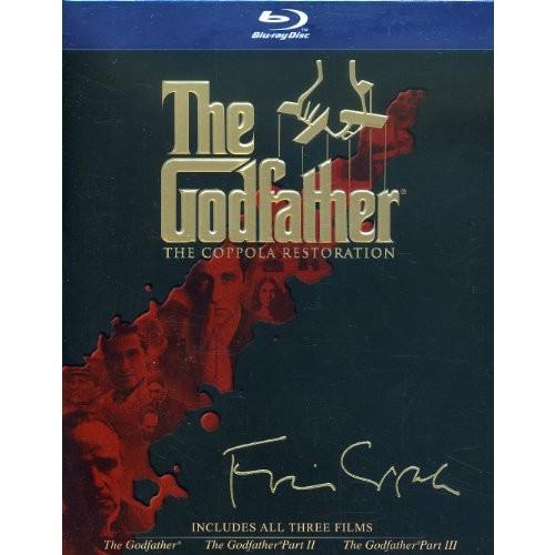 Godfather Collection - Godfather Collection Blu-ray