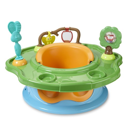Summer Infants 3-Stage SuperSeat - Forest Friends
