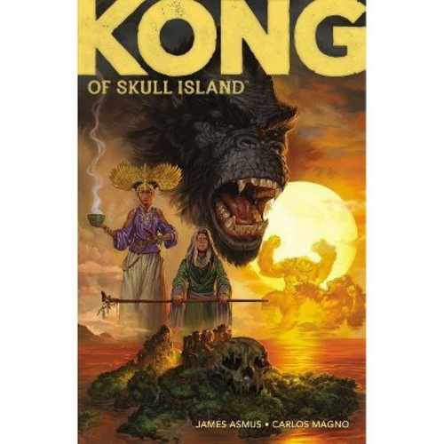 Kong of Skull Island 1 (Paperback) (James Asmus)