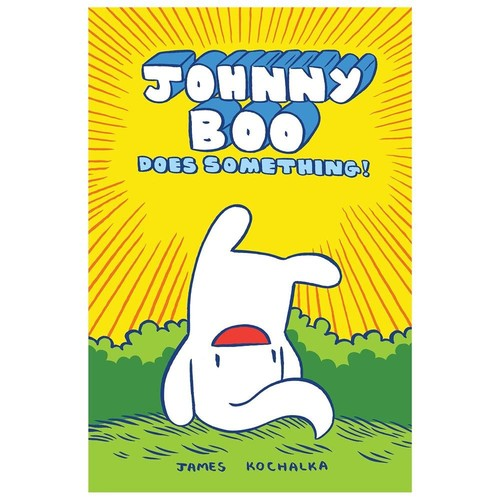 Johnny Boo Does Something Johnny Boo Does Something!
