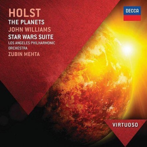 Holst: The Planets [CD]