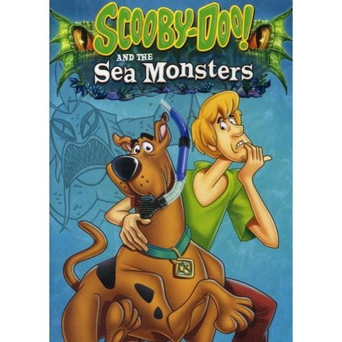 Scooby-Doo! and the Sea Monsters [DVD]