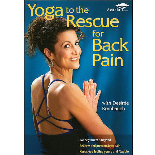 Yoga to the Rescue for Back Pain [DVD] [2008]