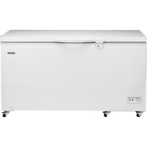 Haier - 14.5 Cu. Ft. Chest Freezer - White