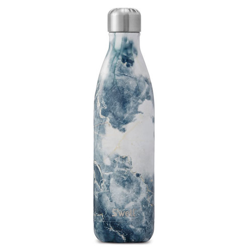 Blue Granite-Print 25-oz. Water Bottle