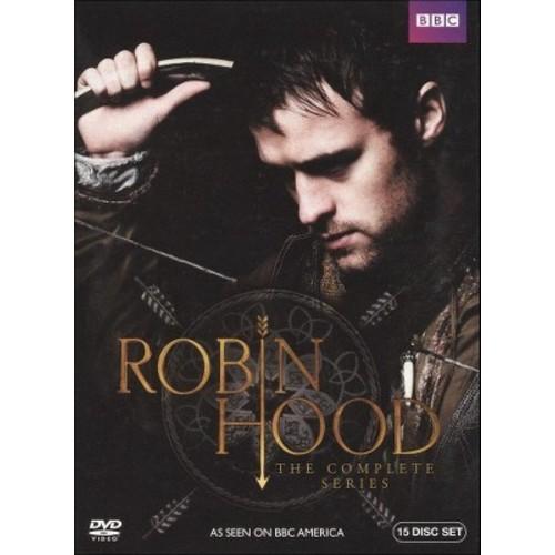 Robin hood:Complete series (DVD)