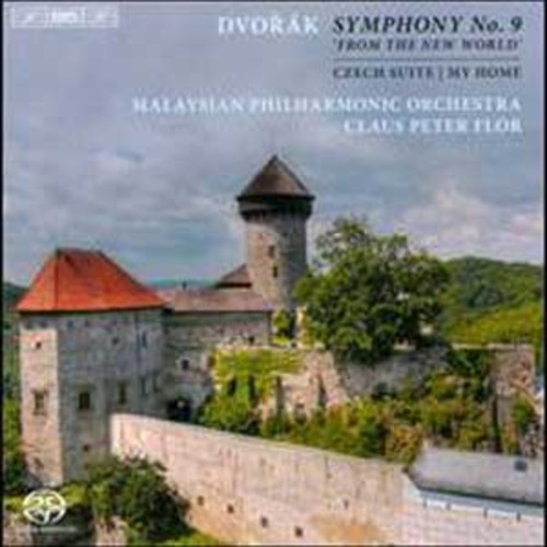 Dvork: Sympnony No. 9 'From the New World'; Czech Suite; My Home By Claus Peter Flor (Audio CD)