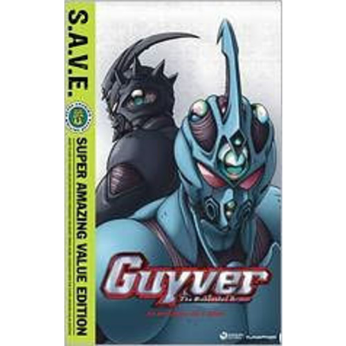 Guyver: The Bioboosted Armor - The Complete Series (S.A.V.E.) (4 Discs) (dvd_video)
