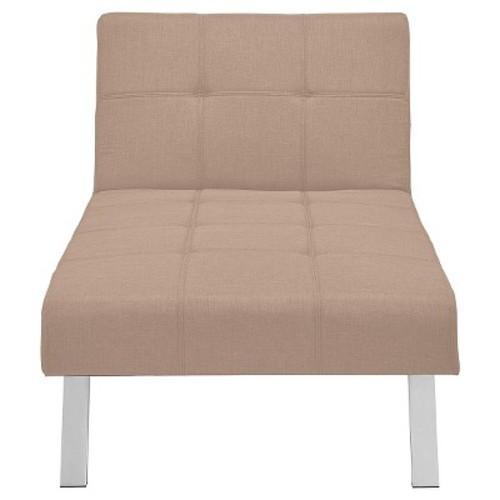 Layton Linen Chaise - Dorel