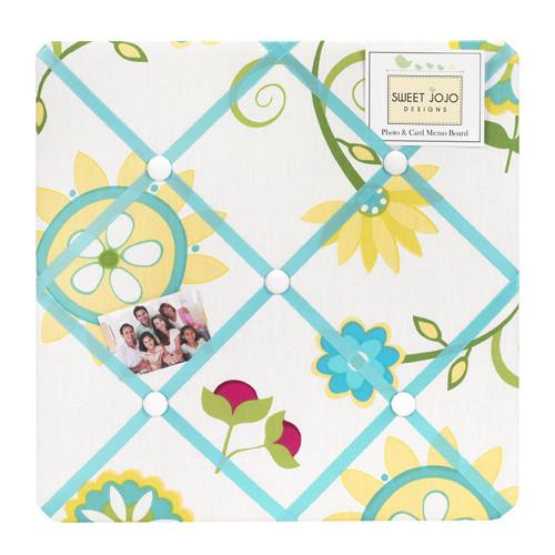 Sweet Jojo Designs Layla Collection Memo Board