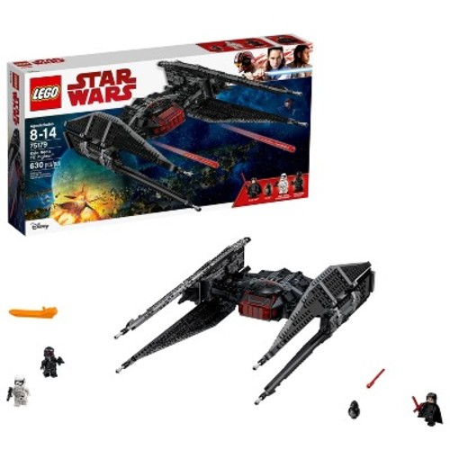LEGO Star Wars The Last Jedi Kylo Ren's TIE Fighter 75179
