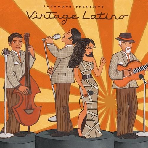 Vintage Latino/Putumayo Putumayo Presents