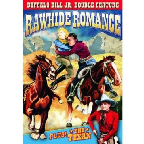 Buffalo Bill Jr. Double Feature: Rawhide Romance/The Texan [DVD]