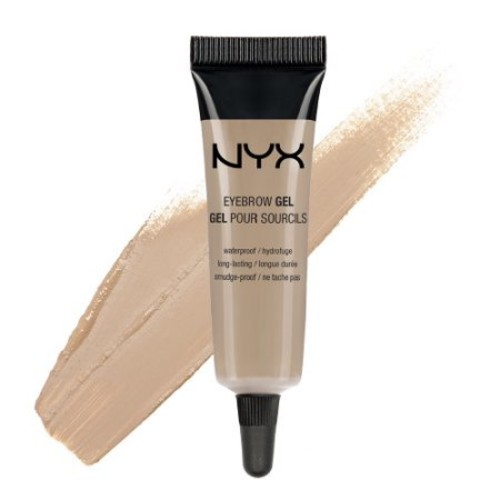 NYX Eyebrow Gel- Blonde [EBG01 - Blonde]