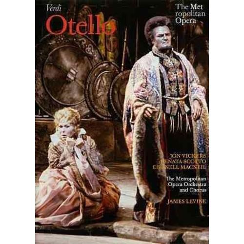 Verdi: Otello (Metropolitan Opera) (DVD)