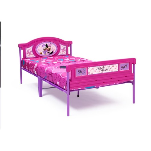 Disney Minnie Mouse Twin Bed by Delta Children