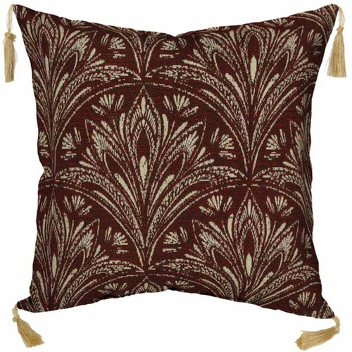 Bombay Outdoors Royal Zanzibar Medallion 2-piece Reversible Throw Pillow Set