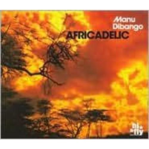 Africadelic: The Best Of Manu Dibango