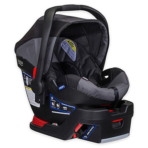 BOB B-Safe 35 Infant Car Seat by BRITAX in Black