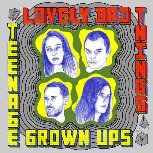 Teenage Grown Ups [CD]