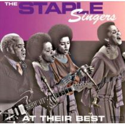 The Staple Singers at Their Best [CD]