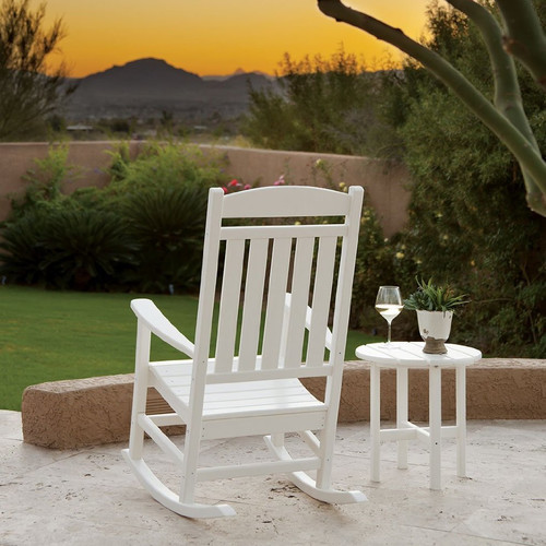 Polywood Furniture - DROPSHIP Ivy Terrace Rocking Chair