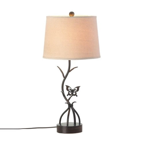 Admiral Classic Iron Table Lamp