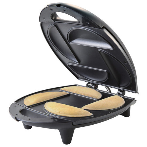 Brentwood - Quesadilla Maker - Red