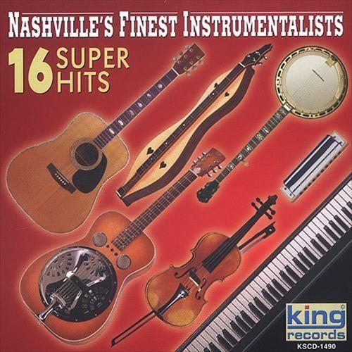 16 Super Hits [CD]