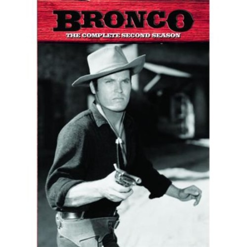 Bronco: The Complete Second Season [DVD]