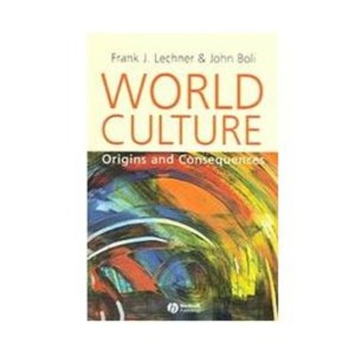 World Culture Origins and Consequences