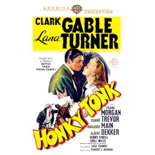 Honky Tonk [DVD] [1941]