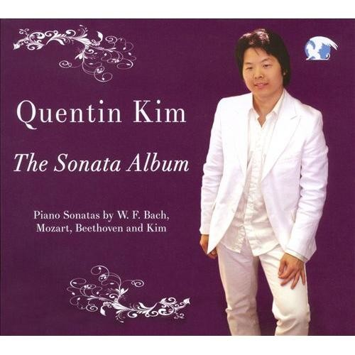The Sonata Album [CD]