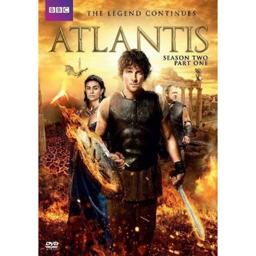 Atlantis: Season Two, Part One (2 Discs) (dvd_video)