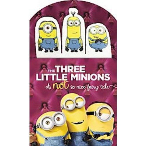 The Three Little Minions ( Minions) (Board) by Universal