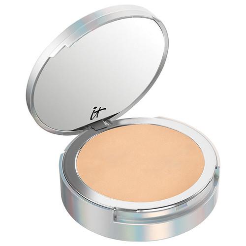 It Cosmetics Your Skin But Better CC+ Airbrush Perfecting Powder SPF 50+, Medium [3 oz (9.8 ml)]